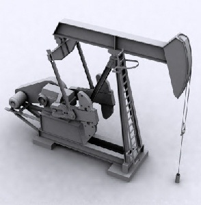 picture of a pump jack